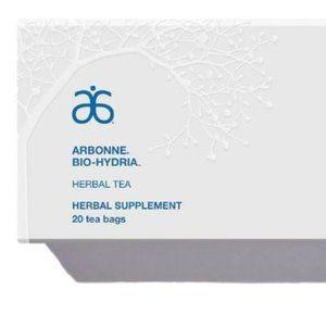 Arbonne Bio-Hydria Herbal Infusion Tea & Eye Gel